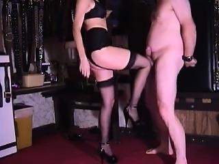 Sydnee Capri Bdsm Pt1 bdsm bondage slave femdom domination