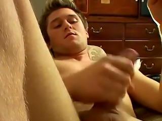 Cute gay irish sex London Solo Smoke & Stroke!