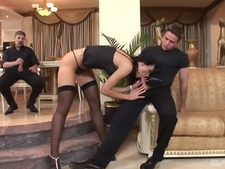 MMMF 4some is just perfect way for Suzie Diamond to reach orgasm