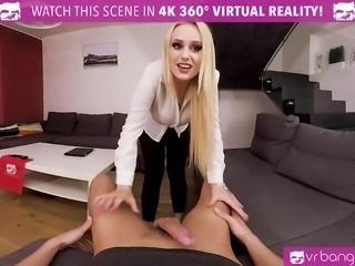 My hot wife Angel Wicky cums early