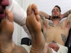 Gay giant bare feet twink photos KC's New Foot & Sock Slave