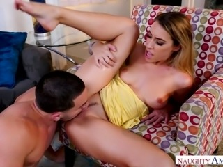 Not only Kimber Lee is pretty to look at but she knows how to fuck