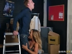 Danny did not expect to meet Aubrey Black in his small sex shop, but despite...