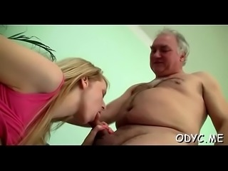 Teen&#039_s shaved cum-hole drilled hard