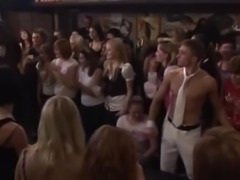 NEW drunken girls fucking strippers!