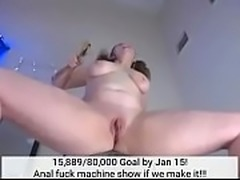 miss lollipop ride and squirt show