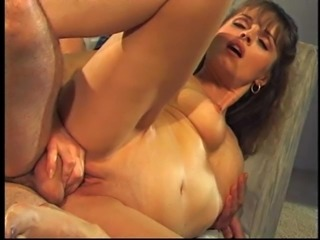 Gorgeous woman stopps a fight between two guys with her hot body