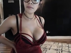 WEBCAM BOOBS with music