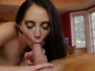 Sexy Nickey Huntsman only wants sex and she is a dick pleasing machine
