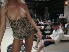 Malena and her friends will do anything to make an orgy unforgettable