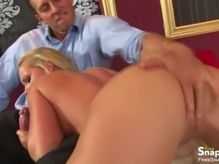 Dirty anal MILF gets nailed hard