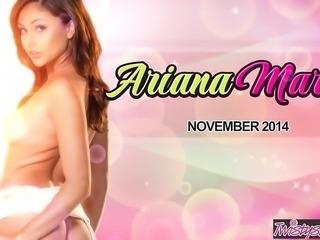 Twistys - Ariana Marie starring at Underwear