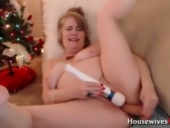 This BBW slut is one nasty mature slut who only orgasms to her damn toy