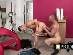 stepdad wants to nail his son extremely hard