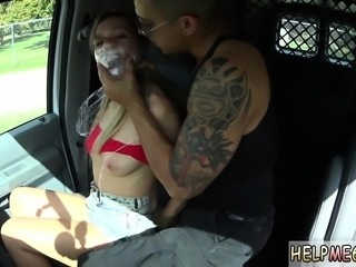 Naked slave first time Poor Callie Calypso.