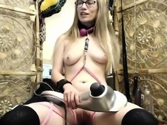 Amateur girlfriend anal double penetration and cum
