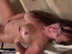 Hot mature ladies masturbation and pussy toying compilation