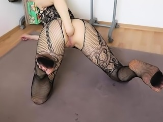 Hot Gaping Anal Fisting Sex
