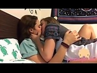 18YO TEENS SUPER KISS CHALLENGE PART 1 - WATCH PART 2 ON PUSSIESFOR.ME