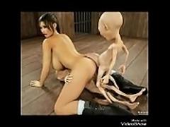 Monster sex 2 Gissella moretti 3D Comic Porn