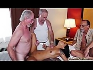 Old man fuck young girl and german first time Staycation with a Latin