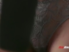 Busty submissive beauty Ashley Adams enjoys some really hot pounding
