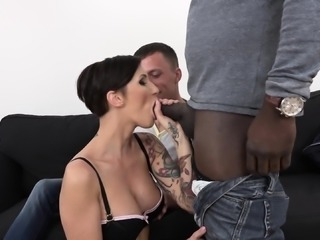 Milf brianna brooks interracial cuckold