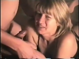 Mature Amateur Cumshot Collection
