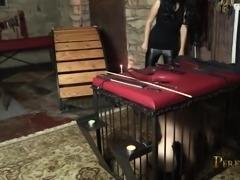 Kitty in Trouble - Merciless Czech Domination on cat-guy