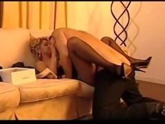 hairy italian has anal fun