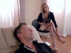 Cristal Caitlin wearing white underwear and getting pounded
