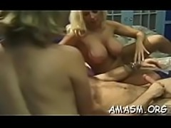 Interracial smothering episode scene