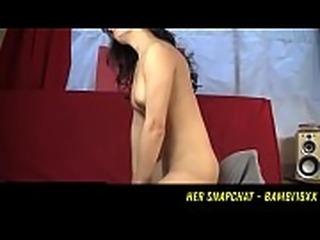 Brunette Ariel Masturbating HER SNAPCHAT - BAMBI18XX