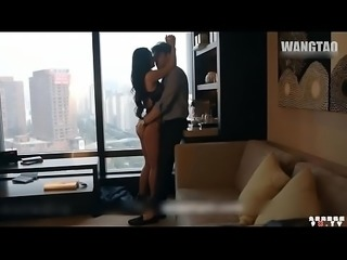 大师WANGTAO最新作品爱丝一姐索菲与老外激情MV108P高清版