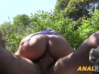 Anal Public Sex in Barcelona!