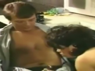 Some old fashioned fucking with a vintage Latina MILF for your viewing pleasure