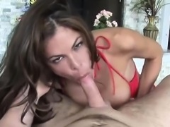 iAmPorn - Great Blowjob and Titty Fuck by Hot Milf