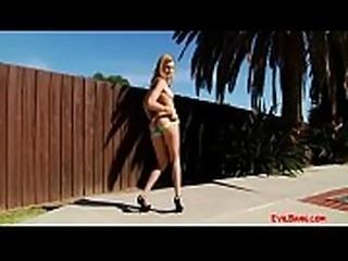 BubbleButt Alexa Grace Teasing In Bikini