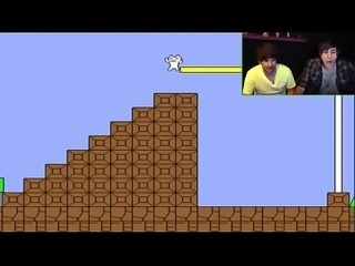 DYING REPEATEDLY WITH CAT MARIO