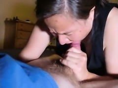 Mature Couple POV Blowjob