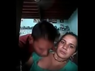 Indian bhabhi enjoying with neighbour