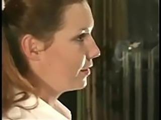 Colight Smoking Fetish Schoolgirl Ivy And Arlene Smoking - 7