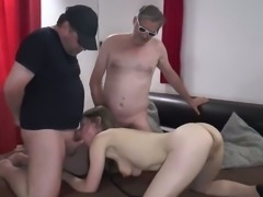 This nasty chick loves having her pussy fisted and she loves giving oral sex