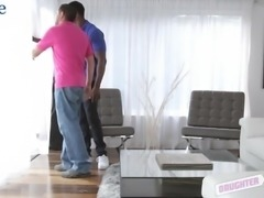 Lusty Nia Nixon decides to swap her BF with a neighbor during steamy swinger...
