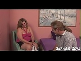 Chubby slut is screwed