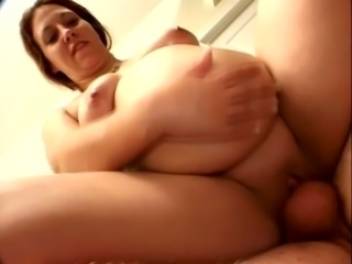 Wild Pregnant Hoe Enjoys In Hardcore Threesome Sex