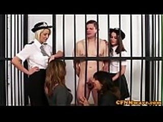 British CFNM milfs seducing lucky guys dick