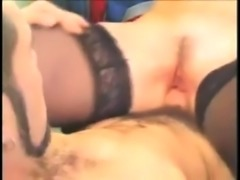 Hot Russian Milf fucks Hard