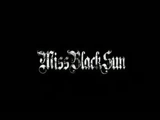 MISSBLACKSUN-BOOT FETISH