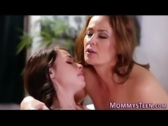 Teens ass and cunt licked
